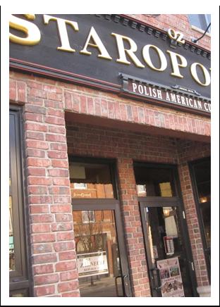 Staropolska Restaurant Chicago   Top Rated, Best Polish Food